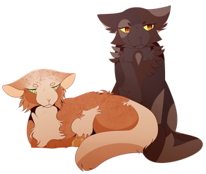 mapleshade joins riverclan AU by AMARYLLIES