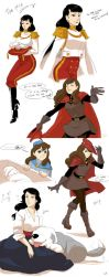 genderbending prince to princess by LiaOh