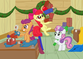 CMC Gift Wrappers by Template93