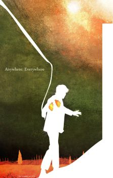 Anywhere: Everywhere by The-Longfall-of-1979