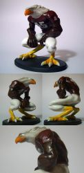 Aguilas Blancas IPN by Chicharo