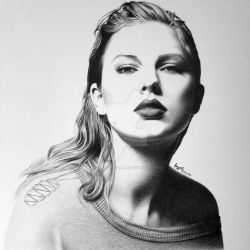 Taylor Swift by FromPencil2Paper