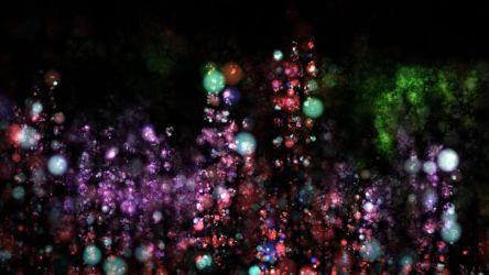 Abstract color lights bokeh background 02 by AStoKo
