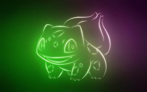 Lumius 001 Bulbasaur by Senzune