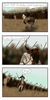 Lord of the Rings: Forth Eorlingas! by daritha42