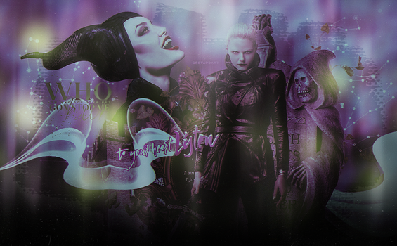 Maleficent | Emma Swan by GalleryGestapo