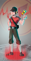 TF2 Scout by Gotetho