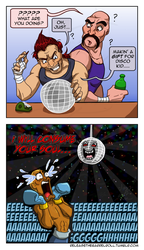 Punch-Out!!- Happy Disco Meal by ImagenAshyun