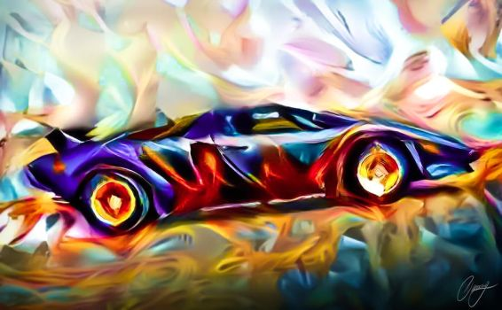 What color is this Countach? by lordcemonur
