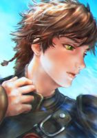 Hiccup by RonnyKwan