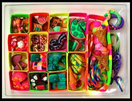 Sweet box by PAPIPI