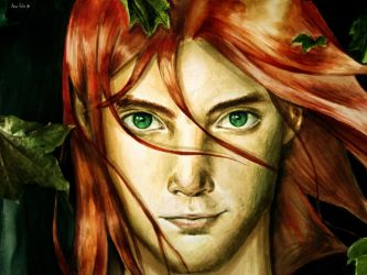 My name is Kvothe by Celtilia
