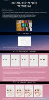 :COLOURED PENCIL TUTORIAL: by Angelstorm-82