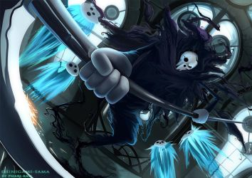 Collection 2 /Shinigami-sama Fan Art (Soul Eater) by Killerjaja