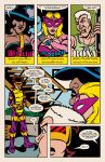 Lady Spectra and Sparky: Rings of the Lord pg.14 by JKCarrier