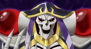 Ainz Ooal Gown by timeserious