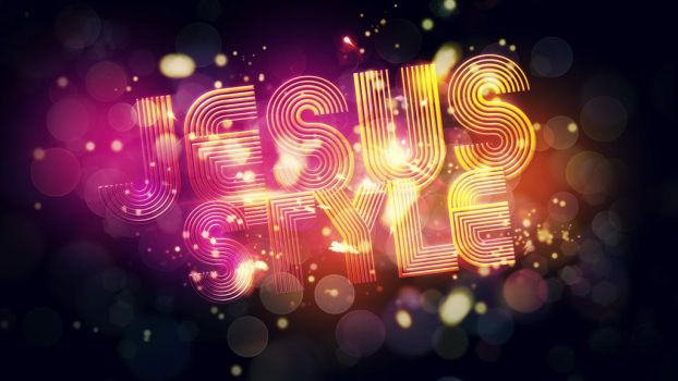 Jesus Style -  Wallpaper by mostpato