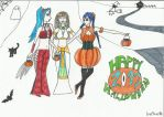 Halloween contest entry by Anie92 by Anie92