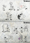 TSB Tutorial Sketches by Lubrian