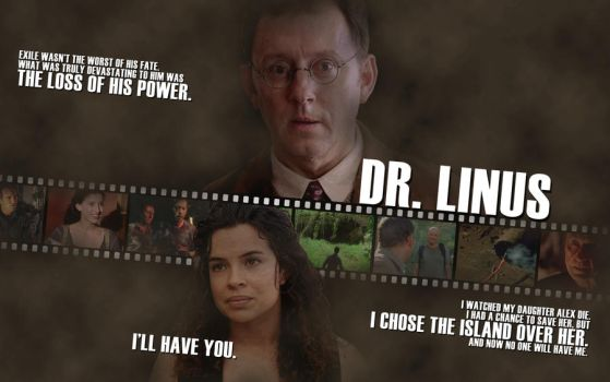 Lost - Dr. Linus by nuke-vizard