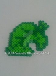 Perler Beads Animal Crossing New Leaf by MadSuzz