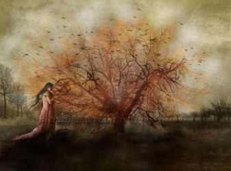 The day of the Dryad by strychnina