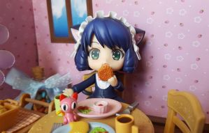 Nendoroid Breakfast Time 1 by ng9