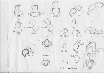 Turnip Thumbnails by TheMagicalFish