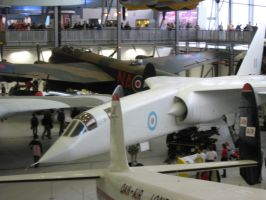 Duxford's TSR-2 Rejected future by TSofian