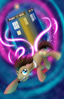 Dr. Whooves by Scorchie-Critter