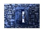 Blue window by StephanWhite