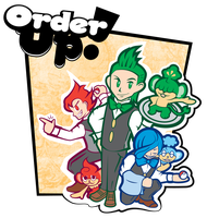 Order Up by AadmM