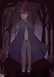 Wirt- Over the Garden Wall by SilicaRm