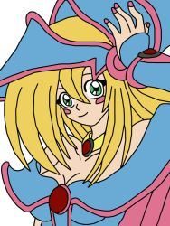 Come Forth, Dark Magician Girl! by GEORDINHO