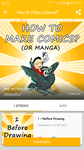 Tutorials now on POPComics by Ahkward
