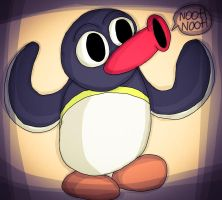 Pingu. by 21WolfieProductions