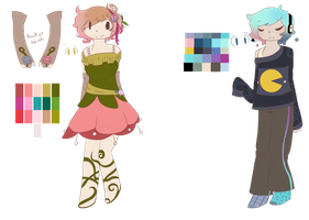 Random Adopts (Closed) by reaIi-tea