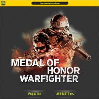 Medal of Honor Warfighter - ICON by IvanCEs