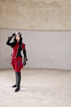The Industrialist ~ Asami Sato by sparklemiss