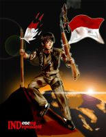 Indonesia Independent by mbahsam