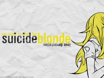 Air Gears Suicide Blonde by KC7TheMusicMan