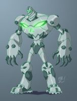 Metallo Re-Design by EricGuzman
