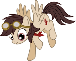 MLP FIM: OC Vector by OneAndNineteenMore
