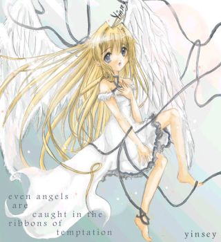 Even Angels are caught by yinsey