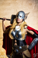 Thor by chibi-lilie