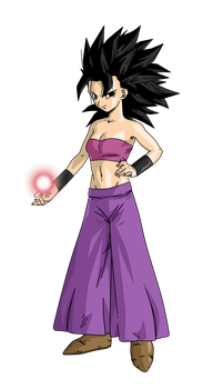 Caulifla by BardockSonic