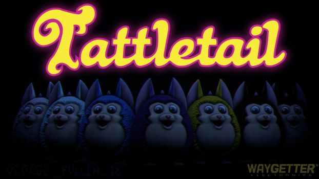 Tattletail By Waygetter Electronics by GeorgePullen18