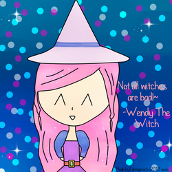 Wendy the Witch by fantagerocks2013