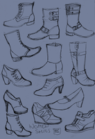 Shoes 03 by SajoPhoe