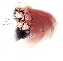 .:Vocaloid:. IA by PandaLolii